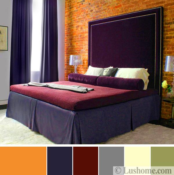 Stylish Fall Color Schemes for Interior Design and ...