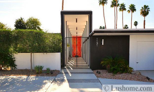 Distinct Architectural Designs Of Mid Century Modern Homes