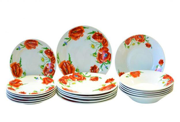 by Ena Russ last updated 28.09.2017  sc 1 st  Lushome : poppy dinnerware - pezcame.com
