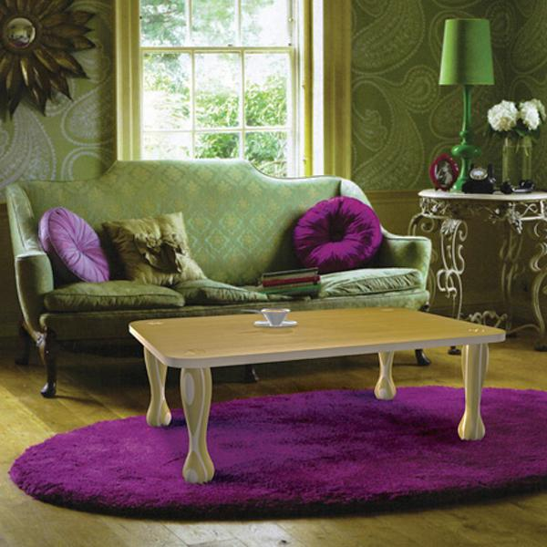 Purple And Green Kitchen Accessories: Pink, Purple And Green Color Schemes, 20 Modern Interior