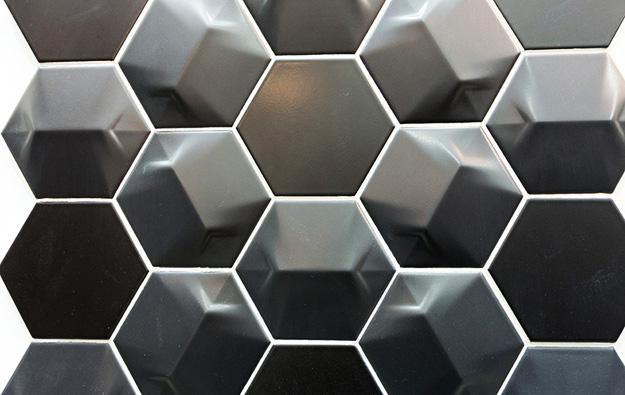 Design Trends In Hexagonal Tiles Modern Wall And Floor