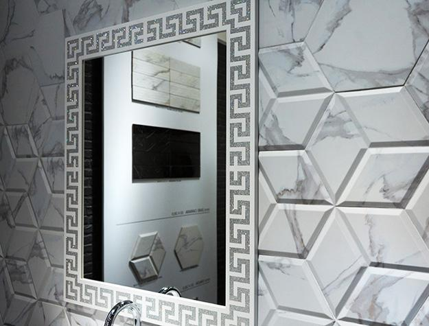 . Design Trends in Hexagonal Tiles  Modern Wall and Floor Decoration Ideas