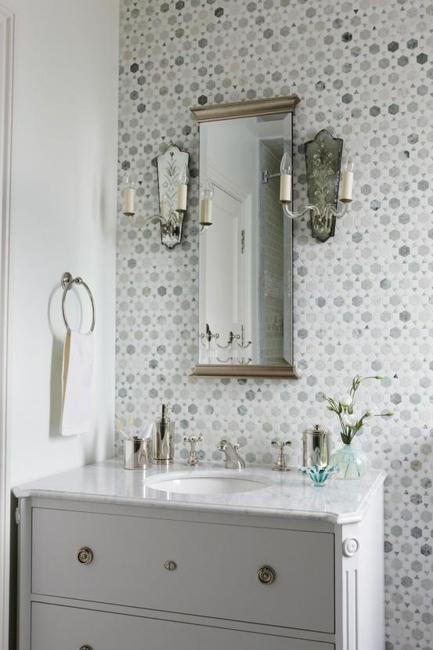 Small Bathroom Tiles Old Design Trends