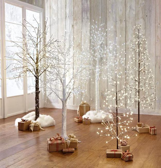 Modern Ideas And Design Styles For Christmas Tree Decorating