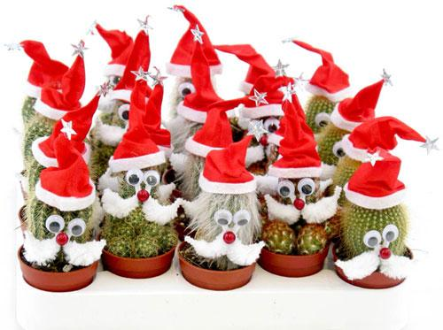 the custom holiday decorations offer endless opportunities to explore your artistic side and save money on christmas decorating cheap ideas can be the best - Decorating Cactus For Christmas