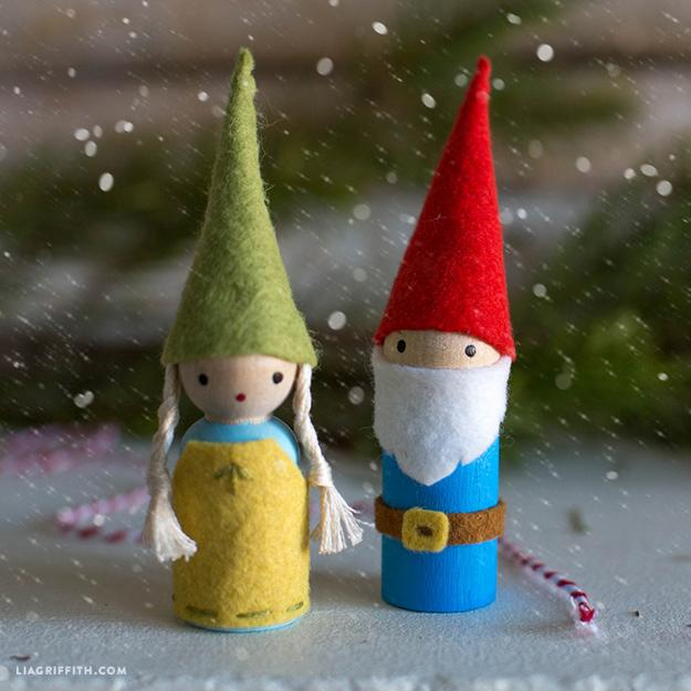 Fabulous Handmade Christmas Decorations By Lia Griffith
