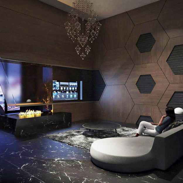 Latest Trends Enhancing Elegant Interior Design With Crystals