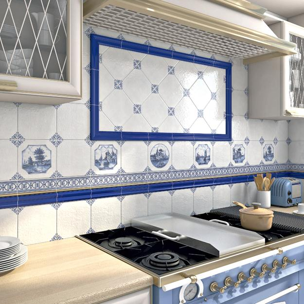4 Elements Could Bring Out Traditional Kitchen Designs: 10 Popular Trends In Kitchen Backsplash Designs, Textures