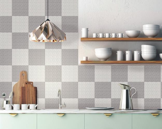 colourful ceramic tile backsplash for modern kitchen | 10 Popular Trends in Kitchen Backsplash Designs, Textures ...