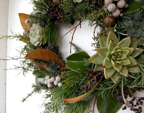20 Stylish Ideas For Live Succulent Wreaths Accentuating