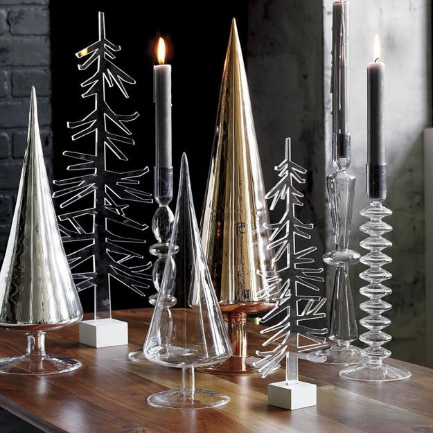 Modern ideas and design styles for christmas tree decorating - Modern christmas tree ideas ...