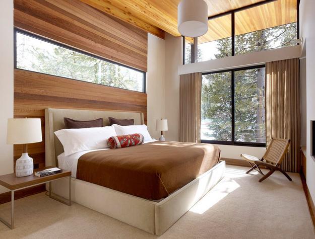 Spectacular Large Windows Bringing Nature Into Modern Bedrooms Best Bedroom Windows Designs