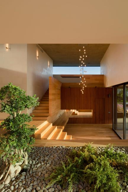 Modern House Design Green Living And Landscaping Ideas