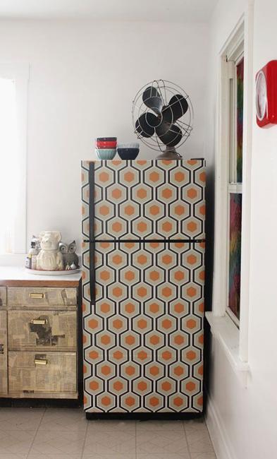 hexagon decoration pattern