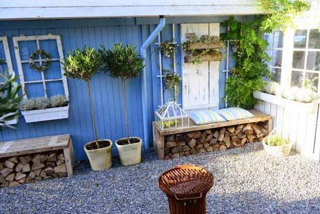 Diy Bench Design Ideas To Make Your Garden Comfortable And