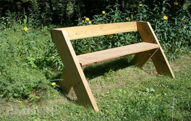 Diy Bench Design Ideas To Make Your Garden Comfortable And Inviting