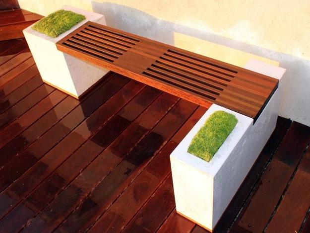Groovy Diy Bench Design Ideas To Make Your Garden Comfortable And Dailytribune Chair Design For Home Dailytribuneorg