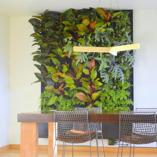 35 Indoor Garden Ideas To Green Your Home: Vertical Garden Designs, Space Saving Ideas For Small