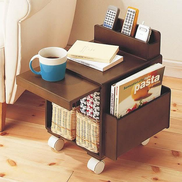 small space storage ideas furniture | Unique Furniture with Storage, Modern Ideas for Useful ...