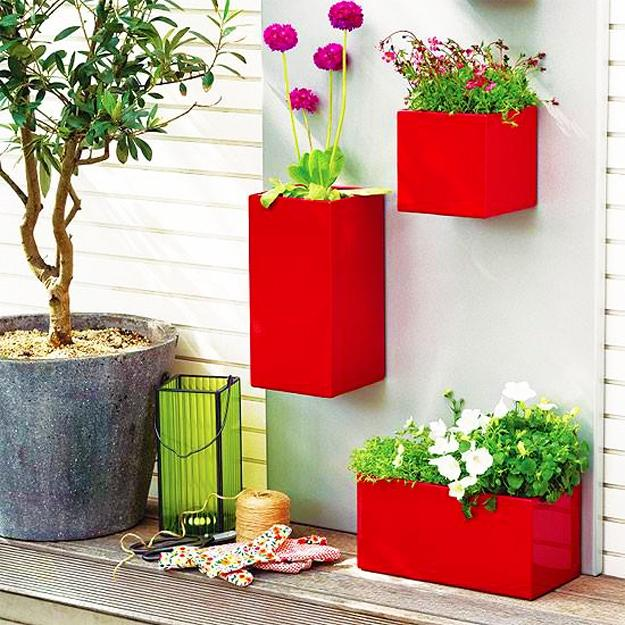 Beautiful Vertical Garden Ideas: Green Ideas For Modern Wall Decoration, Original Vertical