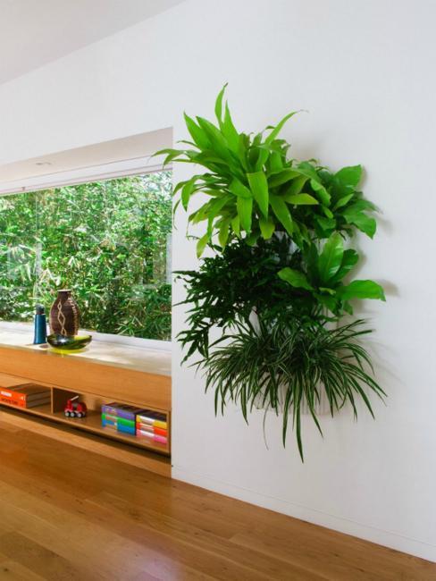 Green Ideas For Modern Wall Decoration Original Vertical
