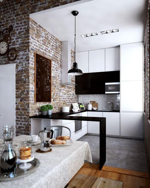 Black And White Kitchen Colors Beautifully Balanced Modern Kitchens