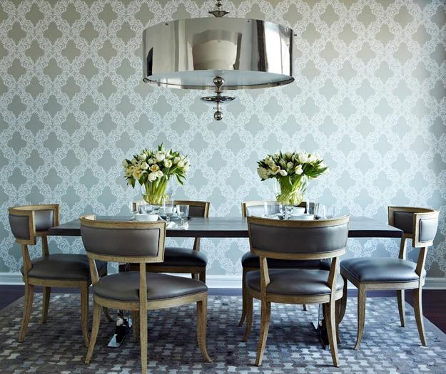 Mix And Chic Bright And Colorful Dining Room Ideas: How To Mix And Match Dining Chairs And Use Colors In