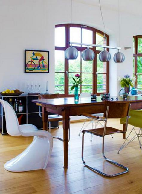 Prime How To Mix And Match Dining Chairs And Use Colors In Dining Home Interior And Landscaping Ferensignezvosmurscom