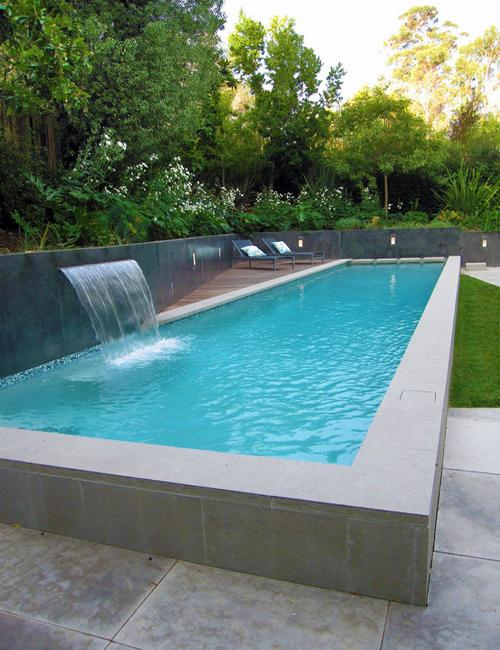 Attractive Above Ground Pool Designs and Patio Ideas