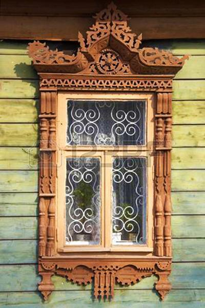 nalichniki wooden window frames