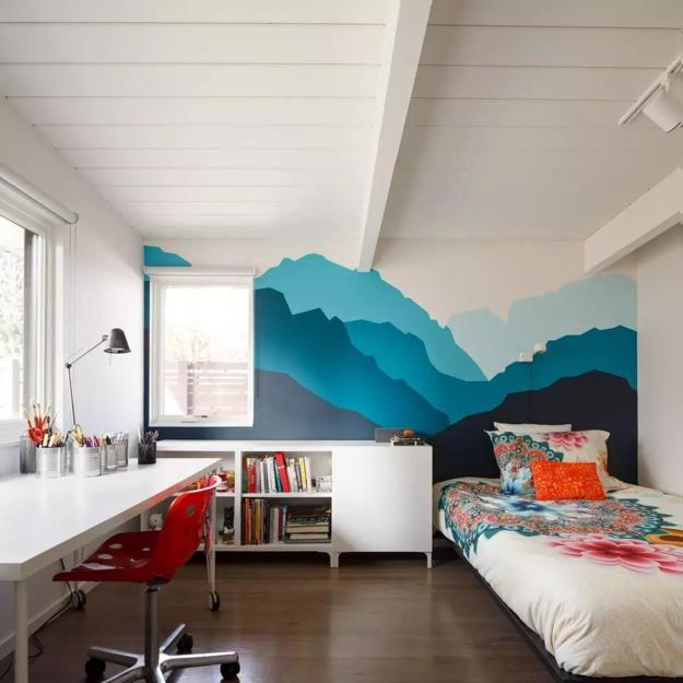 Bedroom Design Ideas Uk Bedroom Wall Art Designs Wall Art For Kids Bedroom Bedroom Feng Shui Bed Placement: How To Design Functional Kids Rooms, Modern Ideas And Inspirations
