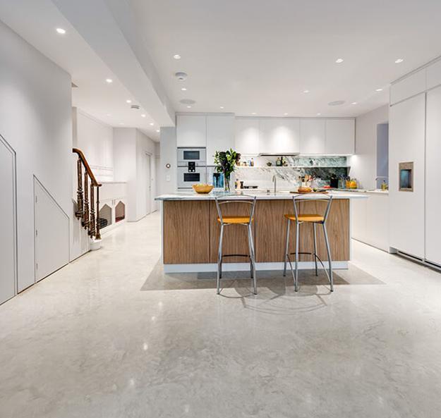 Polished Concrete Floor Contemporary Design Trends