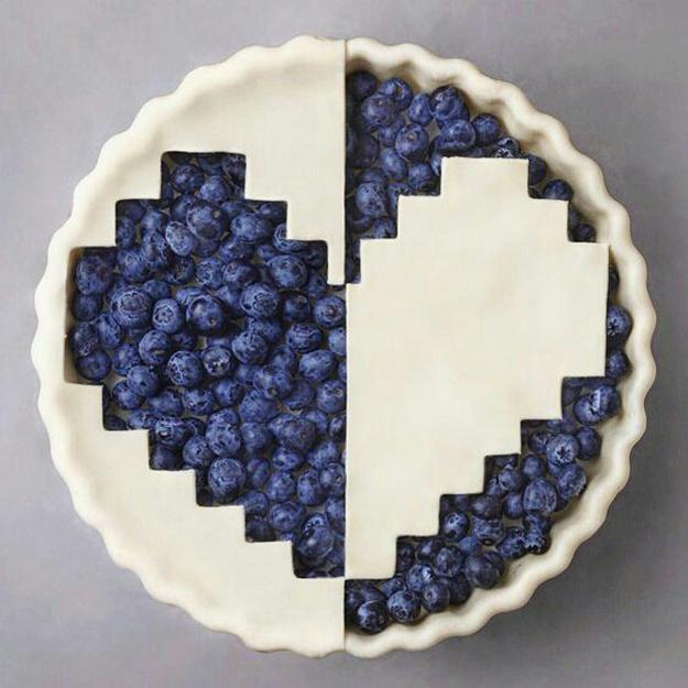bluberry pie