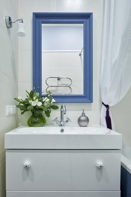 Bathroom Colors, Accents Define Modern Interior Design ...