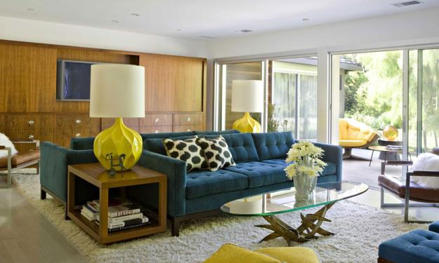 Modern Living Room Design, Furniture Placement and Tips for ...