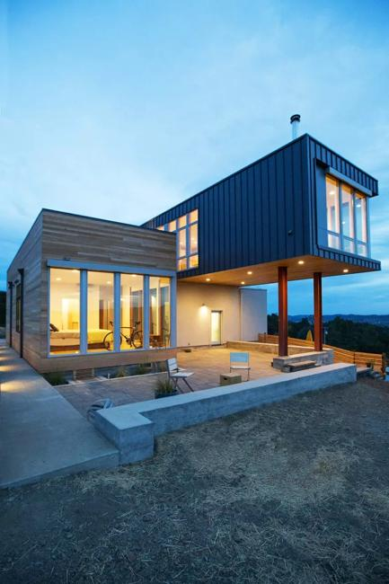 Contemporary Design Ideas Turning Shipping Containers into Modern Houses