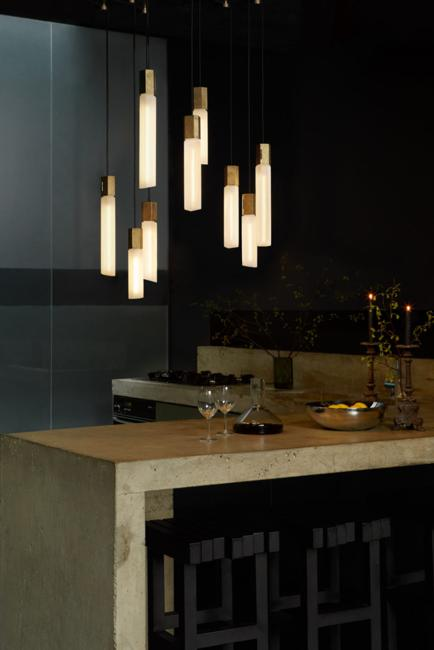 Modular Lighting Design Basalt Light Fixtures Inspired By