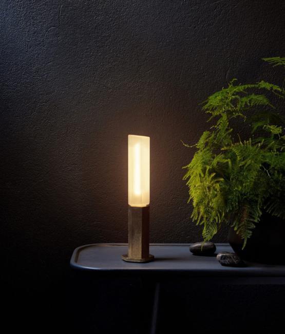 Modular Lighting Design Basalt Light Fixtures Inspired By