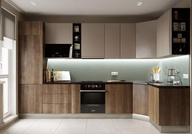Modern Kitchen Cabinet Colors 2019