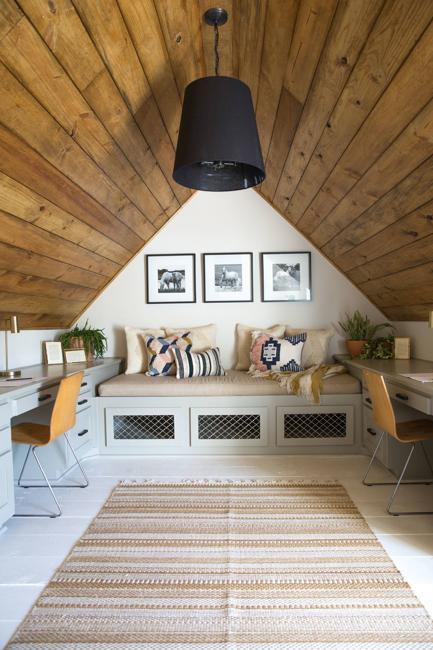 Rooms In Roof Designs: Interior Design Ideas Turning Attics Into Modern Interiors