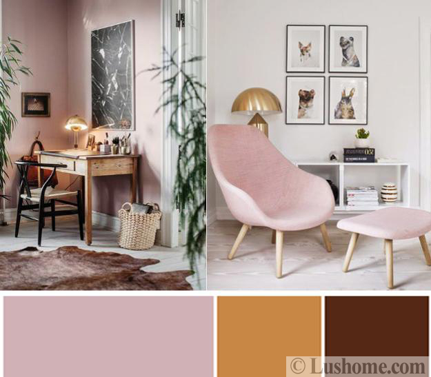 3 Modern Interior Design Color Schemes Inspired By Natural