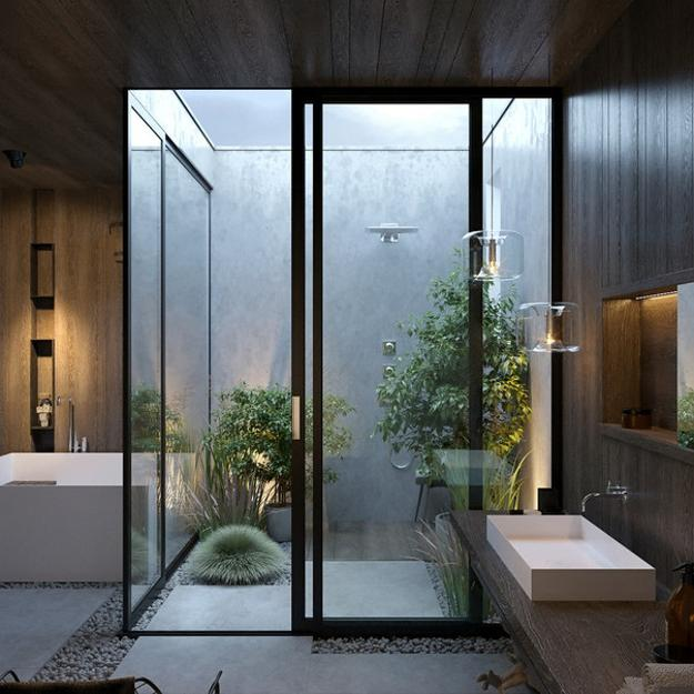 Top Trends 2019 In Modern Bathroom Design Creating Spaces With Zen Spa Vibe