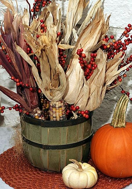Fall Decorating Ideas 25 Vibrant Natural Thanksgiving