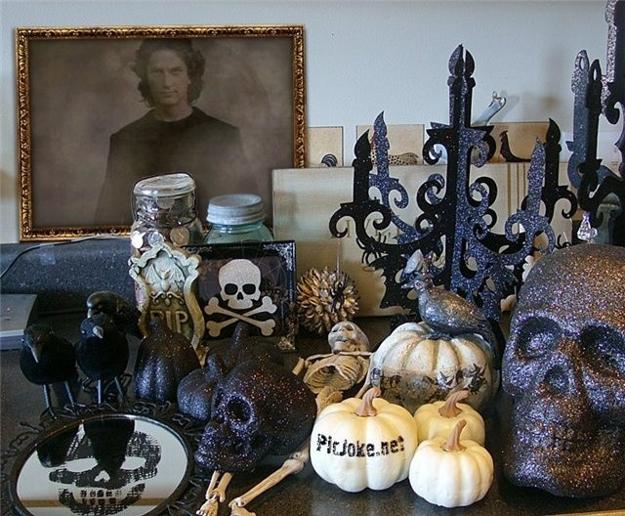 Halloween Decorating Ideas For Party Tables Stunning