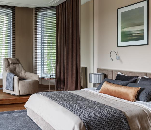 Bedroom Decorating Ideas 2018: 11 Ways To Refresh Bedroom Designs, Serene Bedroom