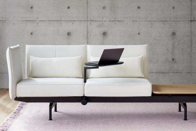 Soft Work Seating System for Vitra, Contemporary Furniture ...