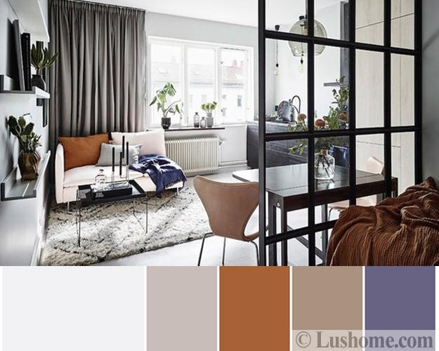 21 Fresh Modern Living Room Designs: Stylish, Fresh Color Design Ideas For Modern Living Rooms