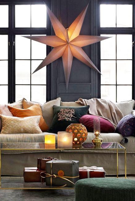 Plants In Living Room Corner