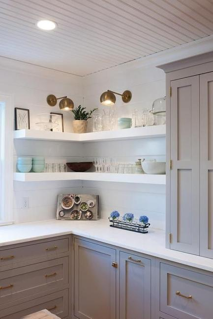 cabinets and shelves kitchen storage