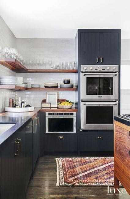 25 Corner Shelves, Ideas to Improve Kitchen Storage and Look